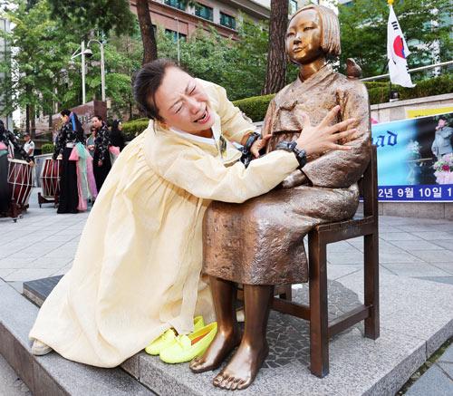 朝日新聞 慰安婦問題